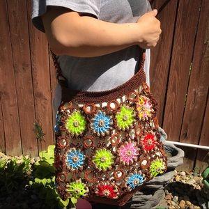 Handbags - 🔥SALE🔥 Unique Handmade Crossbody Bag
